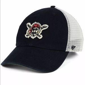 Pittsburgh Pirates Tally Closer L/XL Fitted Cap